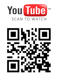 How to create YouTube QR Code