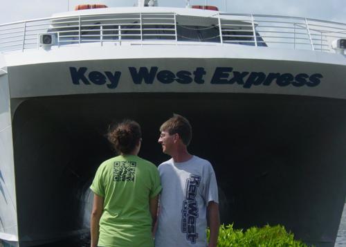 keywestexpress t-shirt