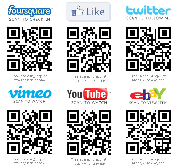 qr code facebook - photo #38